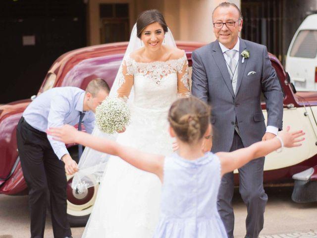 La boda de David y Esther en Burriana, Castellón 23