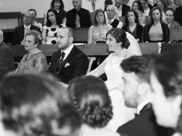 La boda de David y Esther en Burriana, Castellón 28