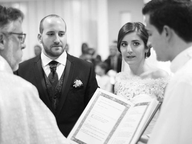 La boda de David y Esther en Burriana, Castellón 31