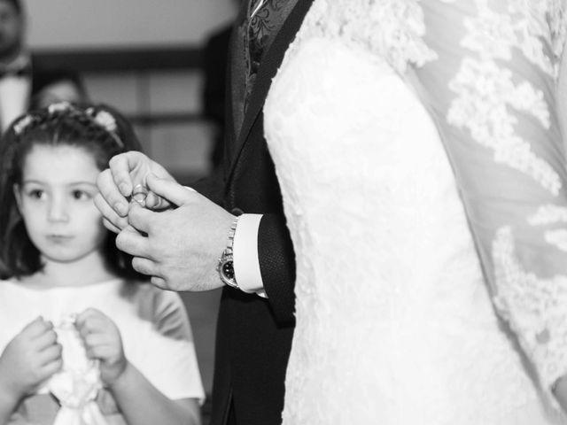 La boda de David y Esther en Burriana, Castellón 33