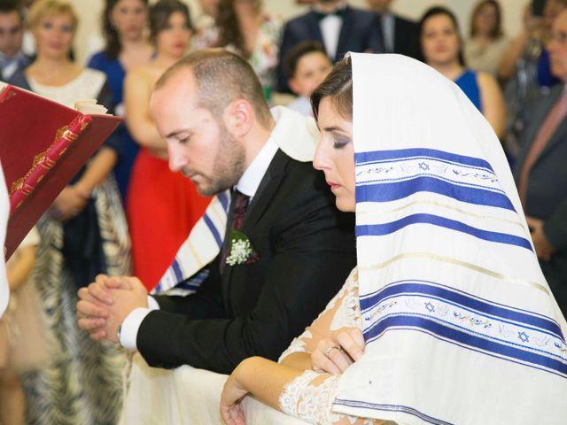 La boda de David y Esther en Burriana, Castellón 36