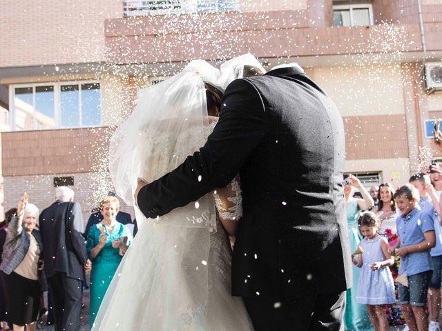 La boda de David y Esther en Burriana, Castellón 40