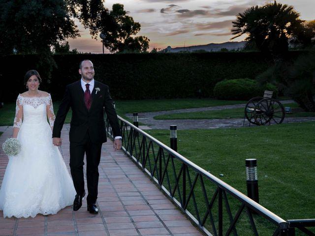 La boda de David y Esther en Burriana, Castellón 41