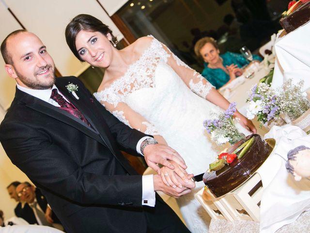 La boda de David y Esther en Burriana, Castellón 56