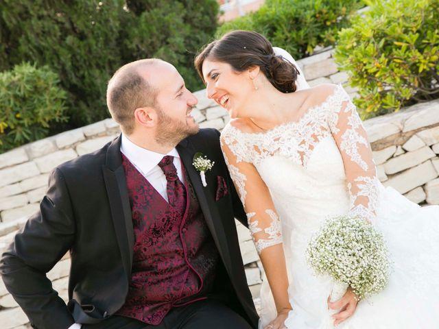 La boda de David y Esther en Burriana, Castellón 72