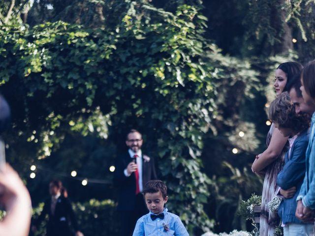 La boda de Isaac y Laia en Bigues, Barcelona 35