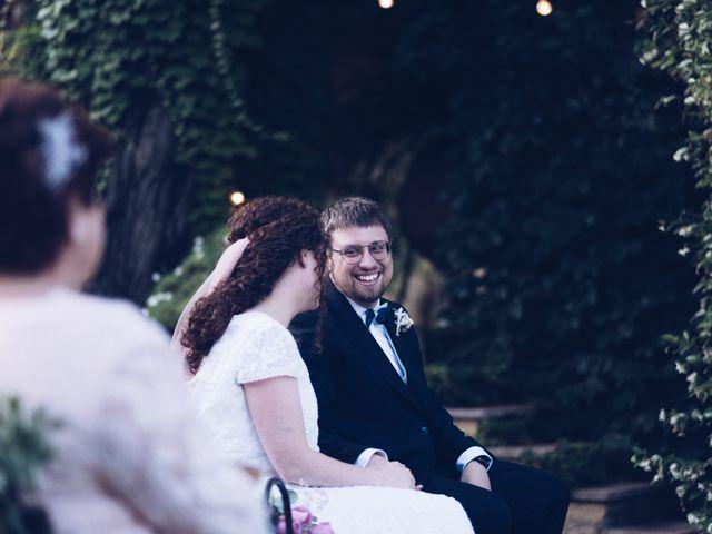La boda de Isaac y Laia en Bigues, Barcelona 40