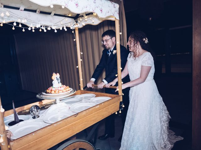 La boda de Isaac y Laia en Bigues, Barcelona 61