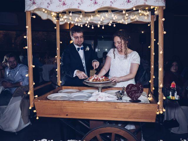 La boda de Isaac y Laia en Bigues, Barcelona 63