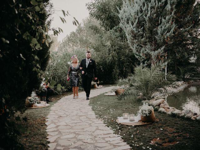 La boda de Oscar y Tamara en Valencia, Valencia 35
