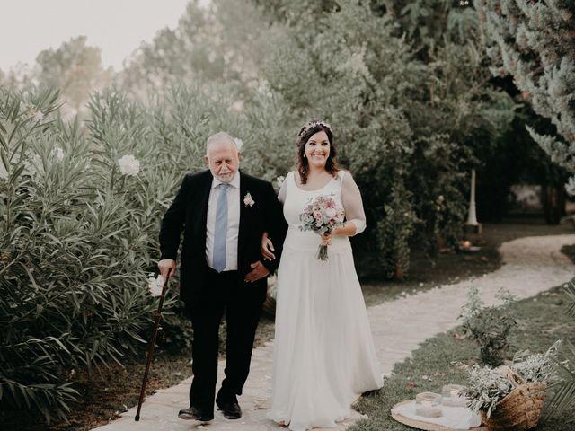 La boda de Oscar y Tamara en Valencia, Valencia 40
