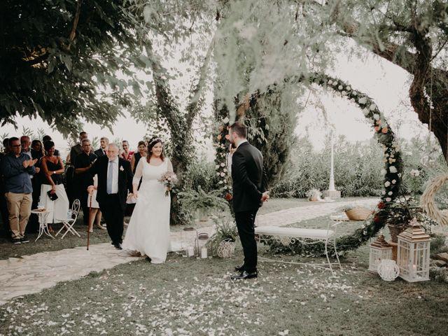La boda de Oscar y Tamara en Valencia, Valencia 41