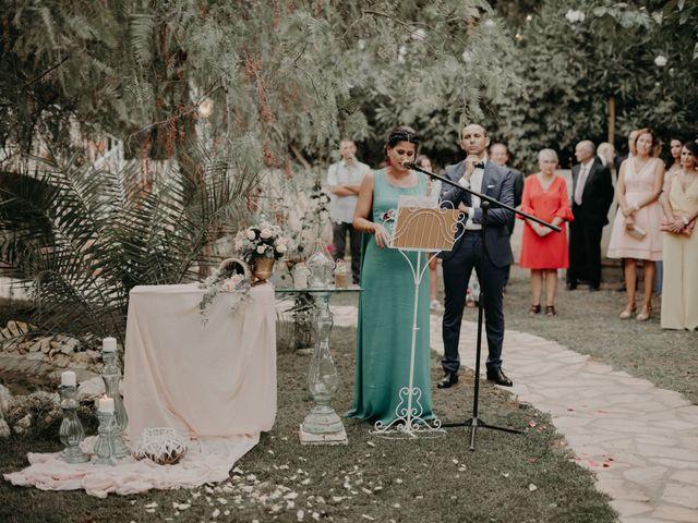 La boda de Oscar y Tamara en Valencia, Valencia 45