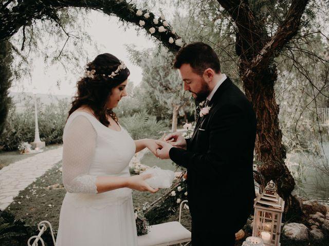 La boda de Oscar y Tamara en Valencia, Valencia 49