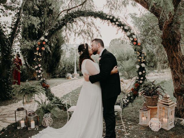 La boda de Oscar y Tamara en Valencia, Valencia 1