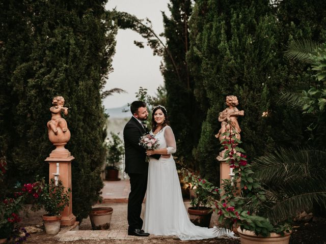 La boda de Oscar y Tamara en Valencia, Valencia 54