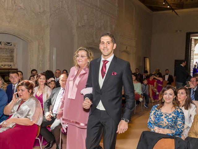 La boda de Antonio y Madalina en San Sebastian De Los Reyes, Madrid 17
