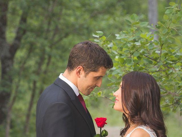 La boda de Antonio y Madalina en San Sebastian De Los Reyes, Madrid 24