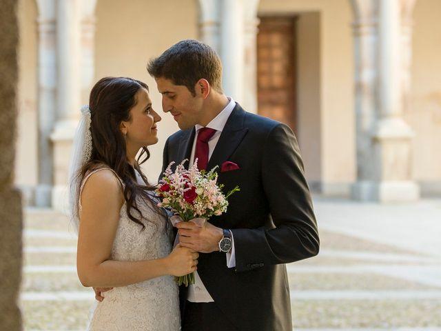 La boda de Antonio y Madalina en San Sebastian De Los Reyes, Madrid 20