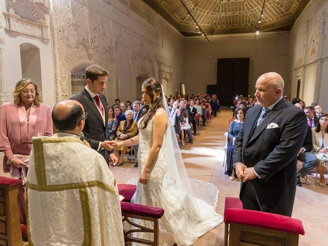 La boda de Antonio y Madalina en San Sebastian De Los Reyes, Madrid 3