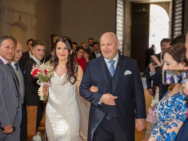 La boda de Antonio y Madalina en San Sebastian De Los Reyes, Madrid 18
