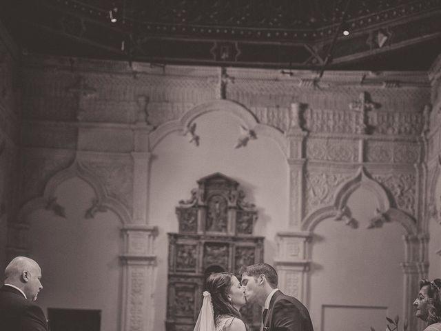 La boda de Antonio y Madalina en San Sebastian De Los Reyes, Madrid 19