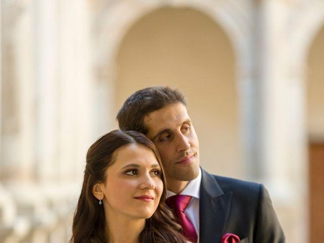 La boda de Antonio y Madalina en San Sebastian De Los Reyes, Madrid 22