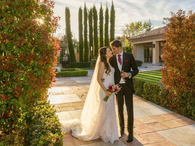 La boda de Antonio y Madalina en San Sebastian De Los Reyes, Madrid 4