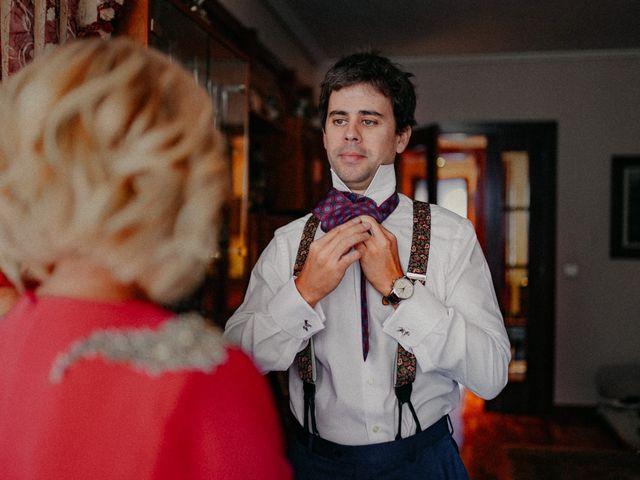 La boda de Iban y Silvia en Zeanuri, Vizcaya 10
