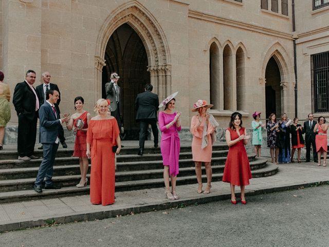 La boda de Iban y Silvia en Zeanuri, Vizcaya 25