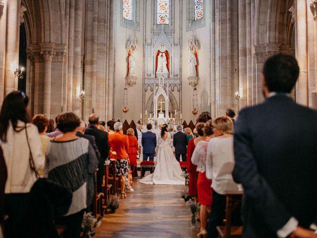 La boda de Iban y Silvia en Zeanuri, Vizcaya 26
