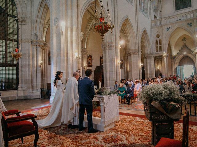 La boda de Iban y Silvia en Zeanuri, Vizcaya 28