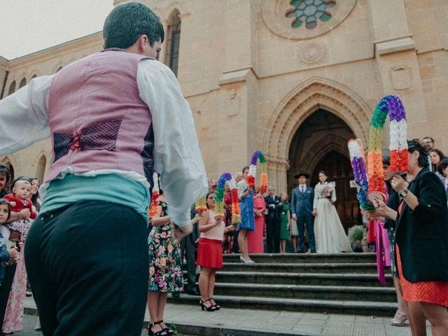 La boda de Iban y Silvia en Zeanuri, Vizcaya 30