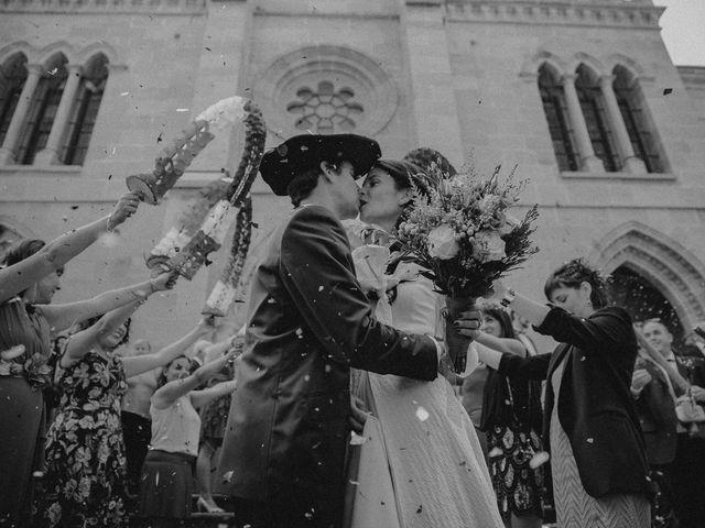 La boda de Iban y Silvia en Zeanuri, Vizcaya 33