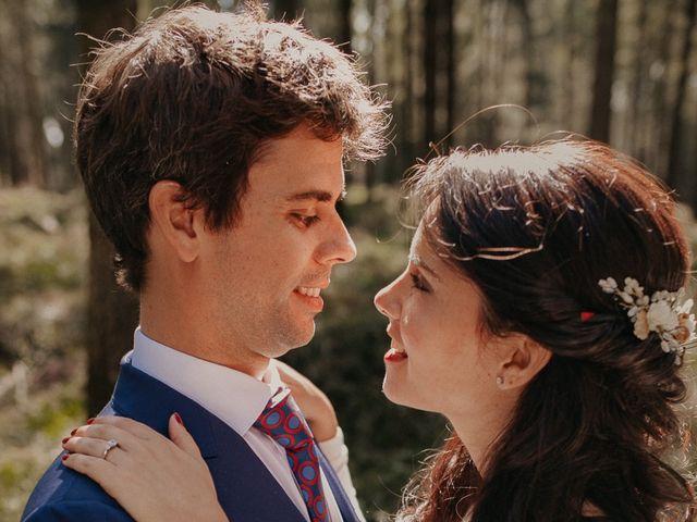 La boda de Iban y Silvia en Zeanuri, Vizcaya 36