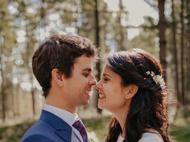 La boda de Iban y Silvia en Zeanuri, Vizcaya 38
