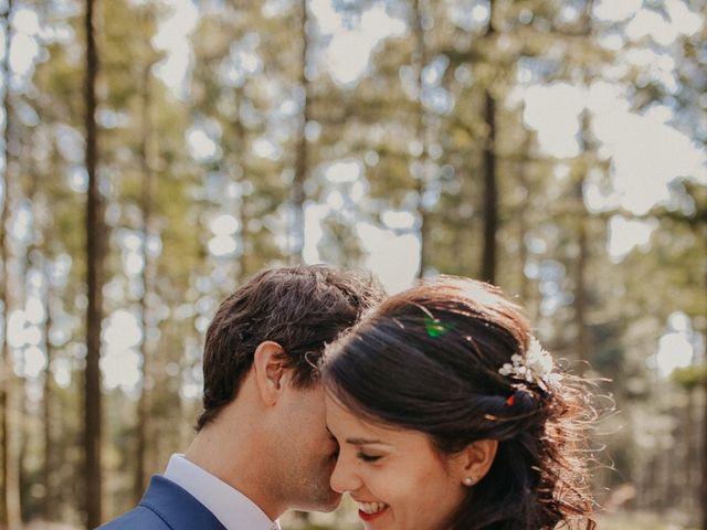 La boda de Iban y Silvia en Zeanuri, Vizcaya 1