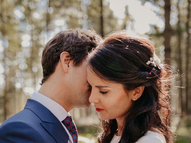 La boda de Iban y Silvia en Zeanuri, Vizcaya 40