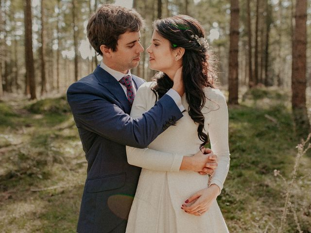 La boda de Iban y Silvia en Zeanuri, Vizcaya 45