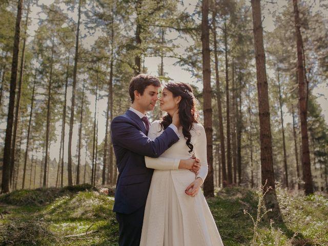 La boda de Iban y Silvia en Zeanuri, Vizcaya 46