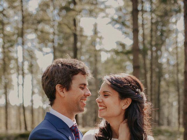 La boda de Iban y Silvia en Zeanuri, Vizcaya 48