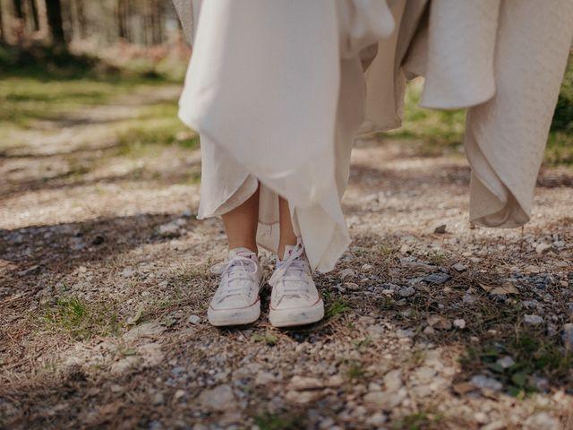 La boda de Iban y Silvia en Zeanuri, Vizcaya 56