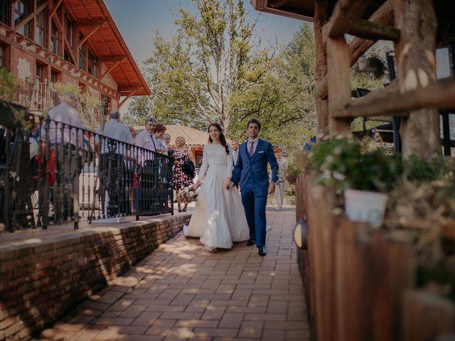 La boda de Iban y Silvia en Zeanuri, Vizcaya 59
