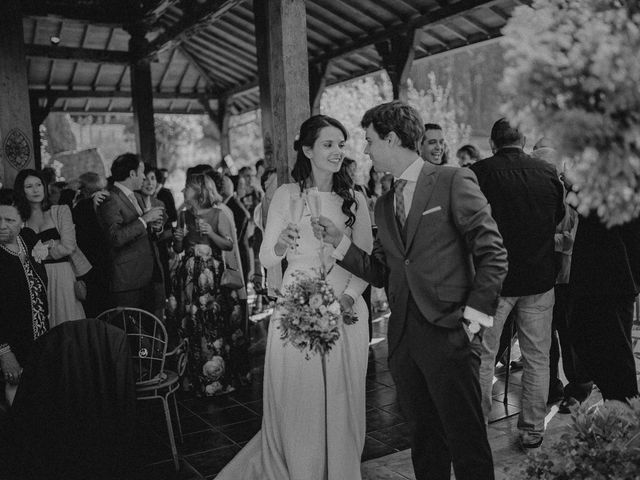 La boda de Iban y Silvia en Zeanuri, Vizcaya 61