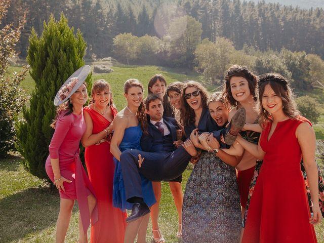 La boda de Iban y Silvia en Zeanuri, Vizcaya 67