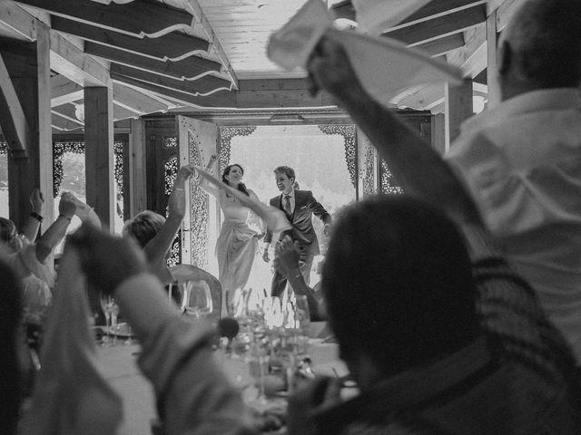 La boda de Iban y Silvia en Zeanuri, Vizcaya 69