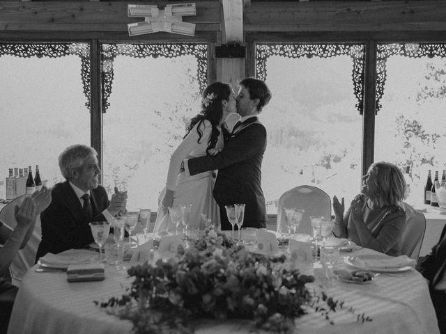 La boda de Iban y Silvia en Zeanuri, Vizcaya 70