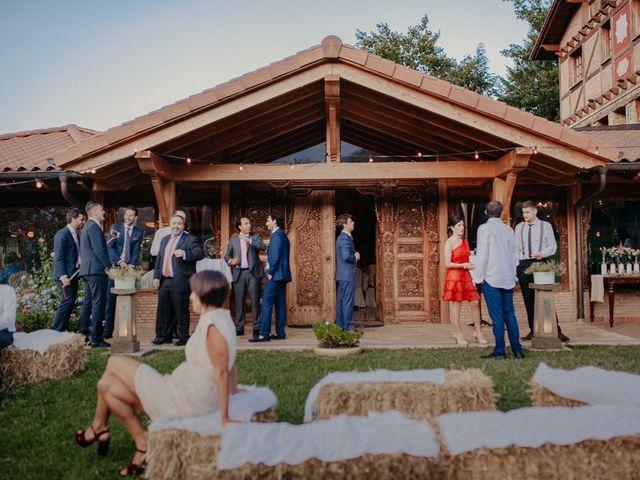 La boda de Iban y Silvia en Zeanuri, Vizcaya 71
