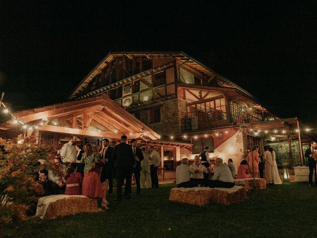 La boda de Iban y Silvia en Zeanuri, Vizcaya 82
