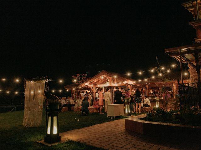 La boda de Iban y Silvia en Zeanuri, Vizcaya 85